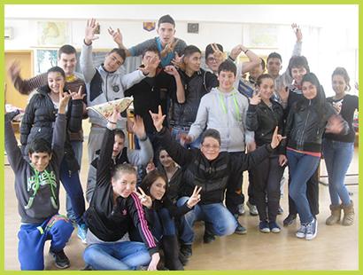 Zburd-clasaIXB-Bucuresti-Martie2013
