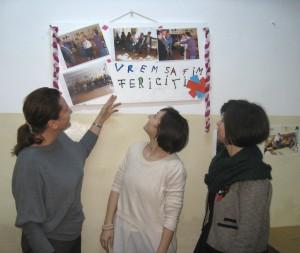 Elena, Ioana și Andreea - spiridușii care vor ajuta elevii să-și îndeplinească visul