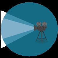 zburd-videoproiector
